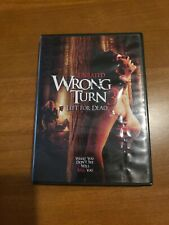 Wrong Turn 3: Left for Dead (DVD, 2009) Unrated