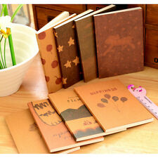 NEW Handmade Journal Memo Dream Notebook Paper Notepad Blank Diary EW