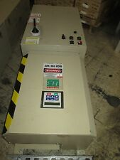 Toshiba H3 AC Drive w/ Bypass H34500EEPR-1 50HP Used - Broken Toggle Switches