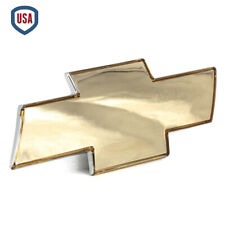 SILVERADO GRILLE EMBLEM NEW FRONT GRILL GOLD BADGE FOR CHEVY 1999- 2000