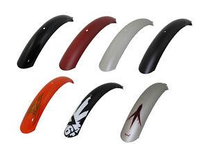 Electra Stubby Shortboard Schutzblech hinten, Fender Straigt8 Fast5 Boneyfinger