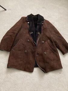 morlands sheepskin coat