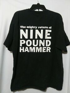 Nine Pound Hammer TShirt If It Ain't From Kentucky Mighty Return size XL
