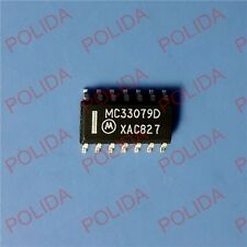 5PCS OP AMP IC MOTOROLA/ON SOP-14 MC33079D MC33079DG MC33079DR2 MC33079DR2G