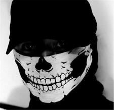 Skeleton Ghost Face Mask Skull Biker Balaclava Duty COD Costume Game Quality