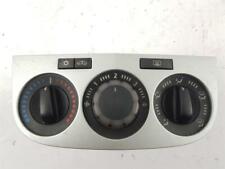 2006-2014 MK3 Vauxhall Corsavan D HEATER CONTROL PANEL ASSEMBLY 466119570