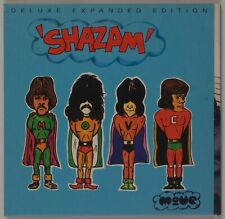 THE MOVE: Shazam DELUXE Expanded Edition Mini LP Sleeve CD NM