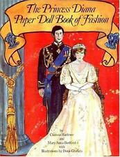 The Princess Diana Paper Doll Book of Fashion Paper Doll Book