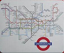 Tapis De Souris Carte Du Métro De Londres