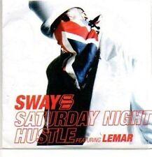 (80J) Sways ft Lemar, Saturday Night Hustle - DJ CD