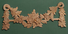 Decorative Hand Carved Pine Wooden Swag centre piece (743)