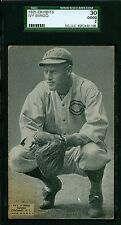 1925 Exhibit Card - Ivy Wingo - Cincinnati Reds - SGC 30
