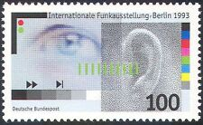 Germany 1993 Radio Exhibition/Ear/Eye/Broadcasting/Telecommunications 1v n27534