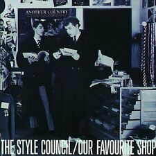 The Style Council - Our Favourite Shop [CD]