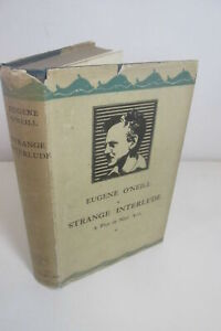 Strange Interlude by Eugene O'Neill, A Play in Nine Acts, 1928, 1st edition