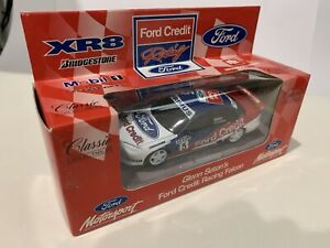 Classic Carlectables 1:43 Ford Credit Racing Glenn Seton XR8