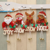 Christmas Tree Ornaments Xmas Hanging Home Party Decorations Holiday Gift /MY