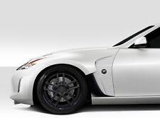 09-17 Fits Nissan 370Z Duraflex CS-R Front Fenders 4 Piece Body Kit 109472