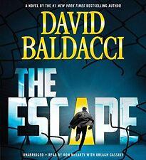 David BALDACCI / The ESCAPE             [ Audiobook ]