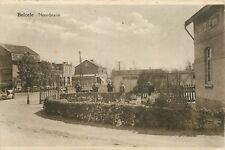 zeldzame postkaart, BELSELE-WAAS, NOORDSTATIE (pk453)