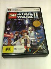 Lego Star Wars II 2 The Original Trilogy PC game