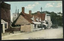 C1910 View of Houses in Great Clacton, Clacton-on-Sea, Essex