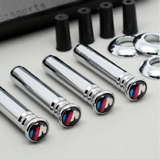 BMW M Sport 4PCS/Set Stainless Steel Car Lock Modified Door Pin Car Accessory