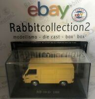 """DIE CAST """" MB 100D - 1988 """" MERCEDES COLLECTION SCALA 1/43 (79)"""