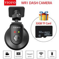 VIOFO WR11080P Car Camera Dash Cam Wifi DVR Video 160° FOV View Angle+32GB Card