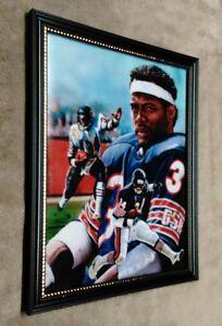 Chicago Bears Walter Payton Framed 8x10 Photo