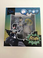 Q-Pop Batman Classic Tv Series-en Caja-QMX-Estatuilla