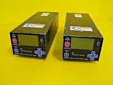 2PCS GAMMA VACUUM DIGITEL SPCE LON PUMP POWER SUPPLY SPC-1 EC230-232-N-N AS-IS