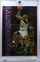 1999-00 Upper Deck Athlete of the Century MJ Phenomenon Michael Jordan #P3