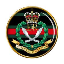 Gurkha Military Police, British Army Pin Badge