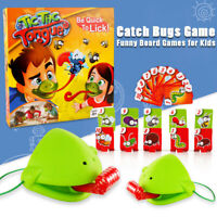 Funny Take Card-Eat Pest Catch Bugs Game Desktop Games Board Games for Kids。