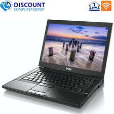"DELL Latitiude 15.4"" HD Screen Laptop Intel 2.4GHz 4GB 1TB DVD-RW Windows 10 Pro"