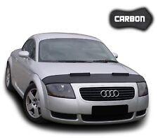 Haubenbra Audi TT CARBON Hood Bonnet Bra Steinschlagschutz Automaske Car Tuning