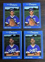 1989 Salem Dodgers MIKE PIAZZA (RC), HOF  Minor League Team Issued Set UNOPEN