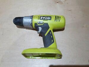 Ryobi CDC1802 18V ONE+ range drill / driver - runs well with slight fault