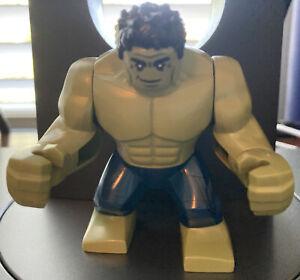 LEGO MARVEL Big HULK BLUE PANTS MINIFIGURE  76131 Avengers End Game