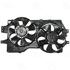 Four Seasons 75204 Radiator And Condenser Fan Assembly