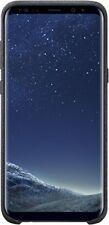 Samsung Alcantara Custodia per Galaxy S8 Argento/grigio