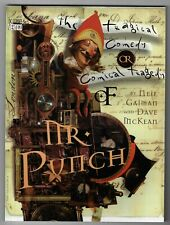 The Comical Tragedy or Tragical Comedy Of Mr Punch by Neil Gaiman McKean a Dc
