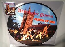 LP WITCHFINDER GENERAL Friends of Hell PICTURE DISC NEW MINT SEALED
