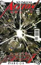 """ACTION COMICS ANNUAL (2008) #11 VF+ - VF/NM CONCLUSION """"LAST SON"""" KUBERT DONNER"""