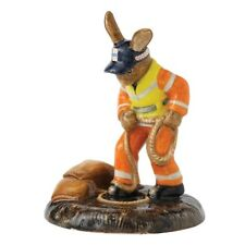 Royal Doulton Queensland SES Bunnykins DB504 Australian exclusive limited edn