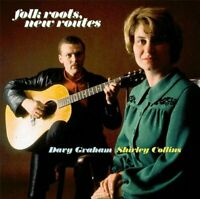Shirley Collins and Davy Graham - Folk Roots, New Routes [CD]