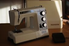 Japanese TOYOTA 9800 Sewing Machine, Mid Century Appliance, Retro, Vintage, Rare