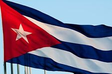 3x5 foot Cuba Flags Cuban Flag and Banner Bandera Cubana Indoor Outdoor Bandera