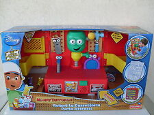 roland cassettiera porta attrezzi handy manny tool center chest playset ok W4751